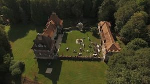 Château, lieu réceptif, Normandie
