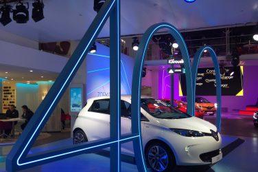 L'Atelier Renault Champs Elysées