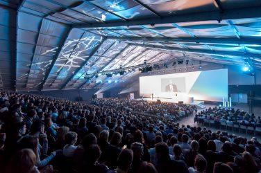 La Disney Events Arena a fait l'objet de travaux de transformation.