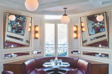 Le premier étage de la brasserie L'Alsace peut être privatisé.