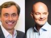 Cédric Robillard et Pascal Visintainer
