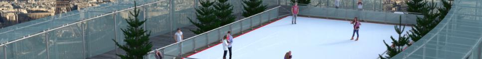 patinoire de la tour Montparnasse