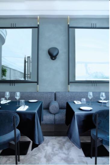 Copenhague Restaurant gastronomique Paris Maison du Danemark Champs-Elysées