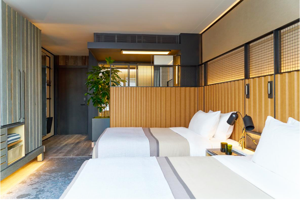 1 HOTEL BROOKLYN BRIDGE HOTEL ECO-FRIENDLY NEW YORK