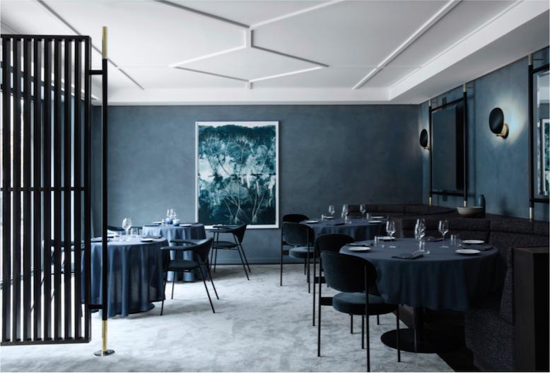 Restaurant Gastronomique Copenhague Maison du Danemark Champs-Elysées Paris