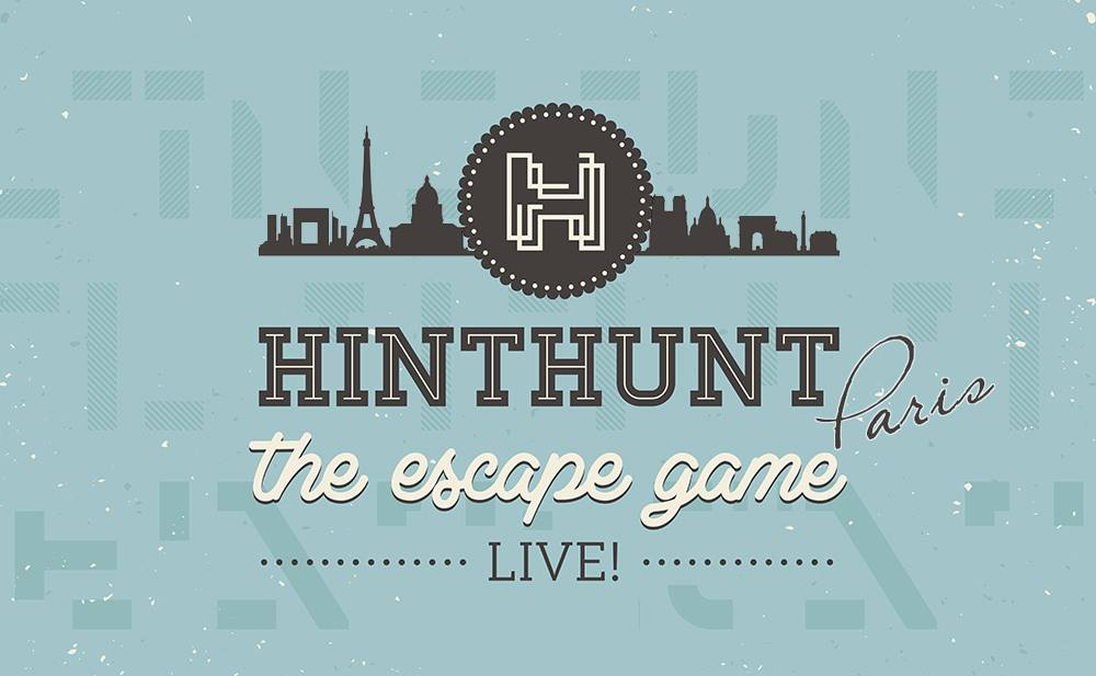 HINT HUNT escape game jeu énigme team-building