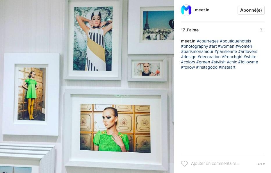 Meet In instagram photos