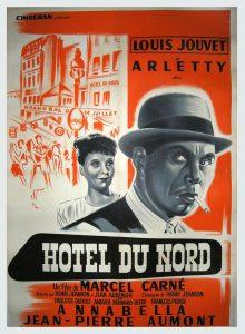 Affiche Hotel du Nord