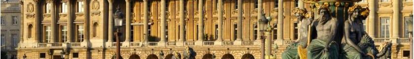 Hôtel de Crillon palace paris réouverture place de la Concorde