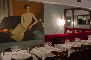 Restaurant l'Hotel du Nord