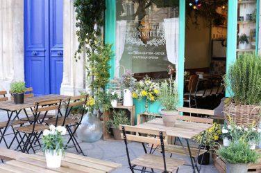 Guinguette d'Angèle Petit-déjeuner Paris