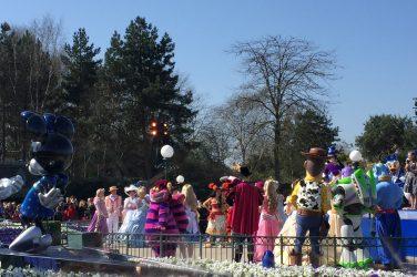 anniversaire Disney