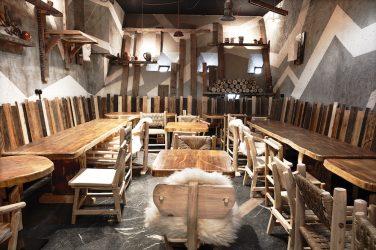 Rural restaurant palais des congrès moma group Marc Veyrat