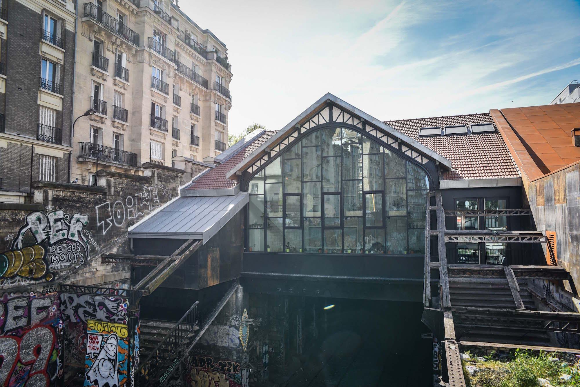 Hasard Ludique lieu paris culture événement