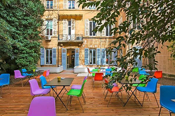 Maison Montgrand hôtel marseille