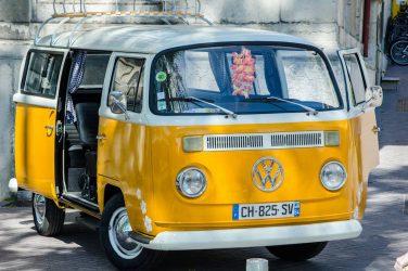 Selfie Bus Combi Volskwagen Photobooth Lyon