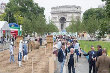 BiodiversiTerre avenue Foch Gad Weil Paris