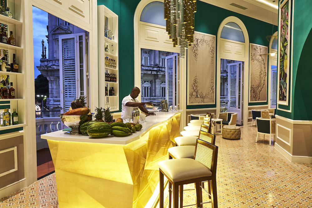 Gran Hotel Manzana Kempinski Cuba