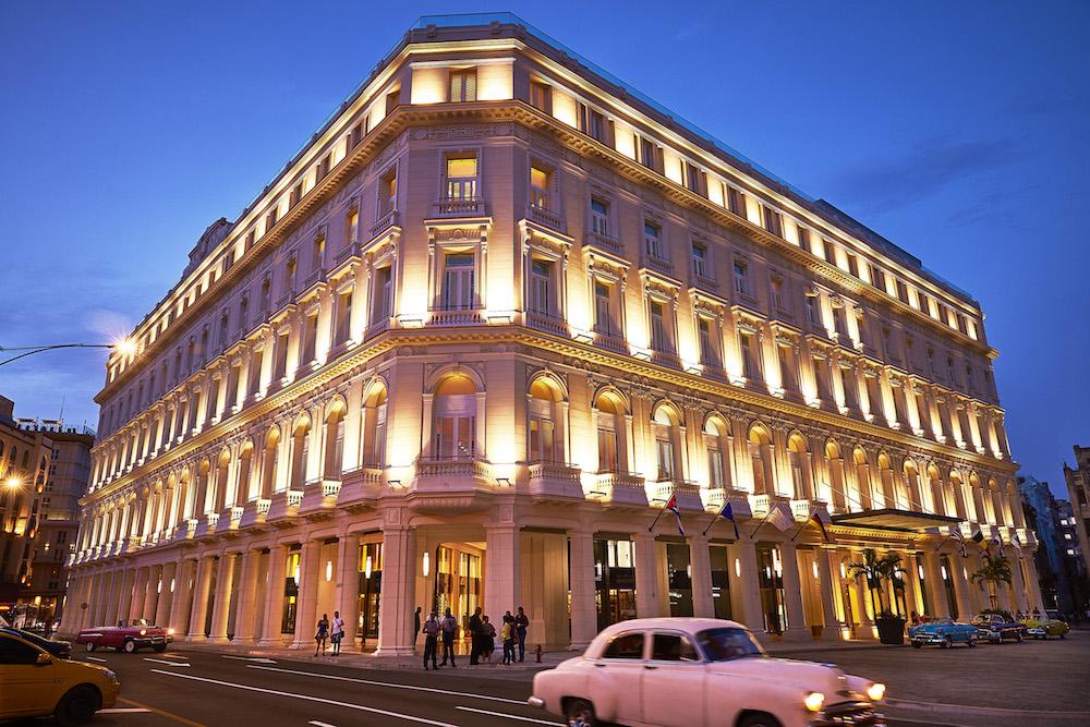 Gran Hotel Manzana Kempinski La Habana hotel Cuba