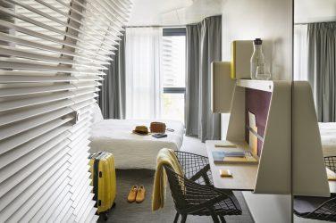 Okko Hotels Paris Porte de Versailles hôtellerie inauguration