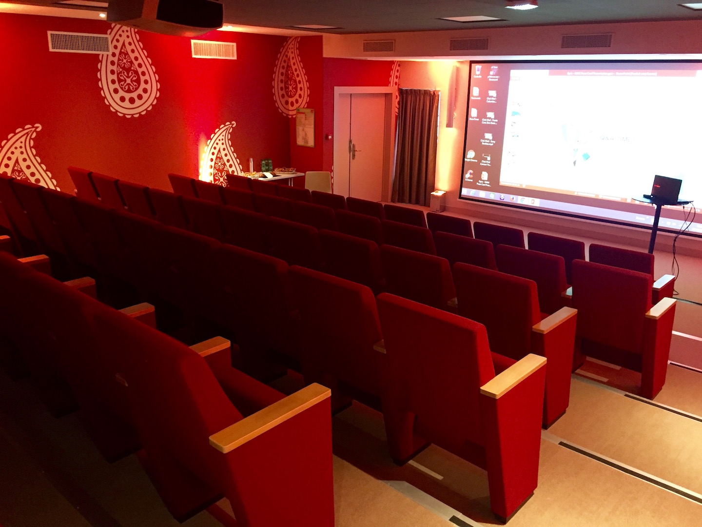 salle de cinéma