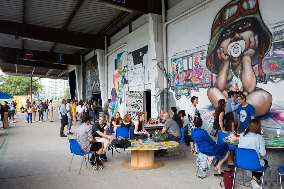 L'Aerosol street art graffitis événement Paris Polybrid Production