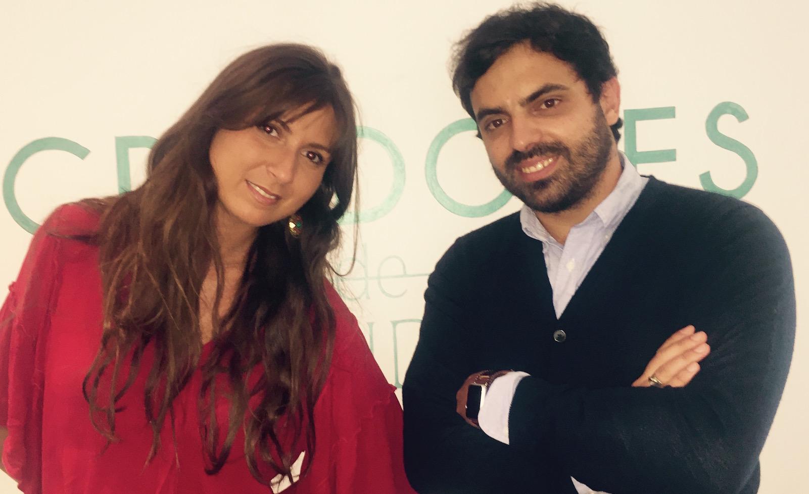 Maud Arditi et Olivier Levy