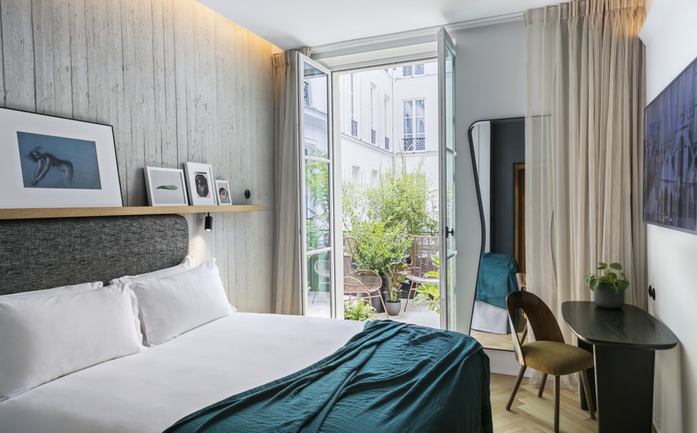 L 39 h tel national des arts et m tiers et du style aussi for Ideal hotel design avis