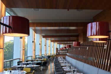 Radioeat restaurant Maison de la Radio événement Paris