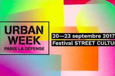affiche urban week
