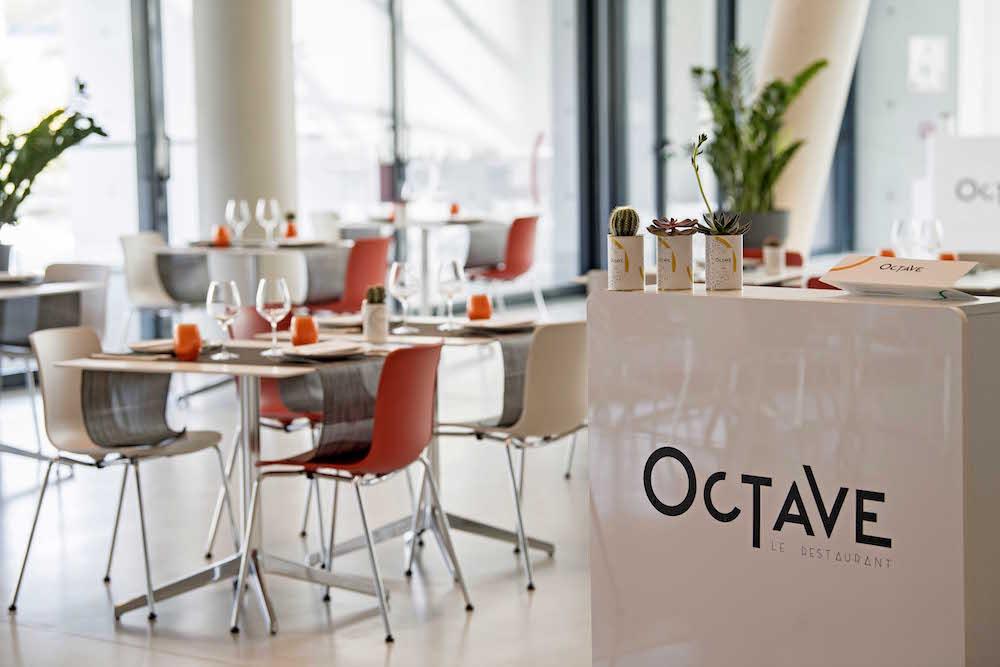 Octave Restaurant Seine Musicale Boulogne-Billancourt