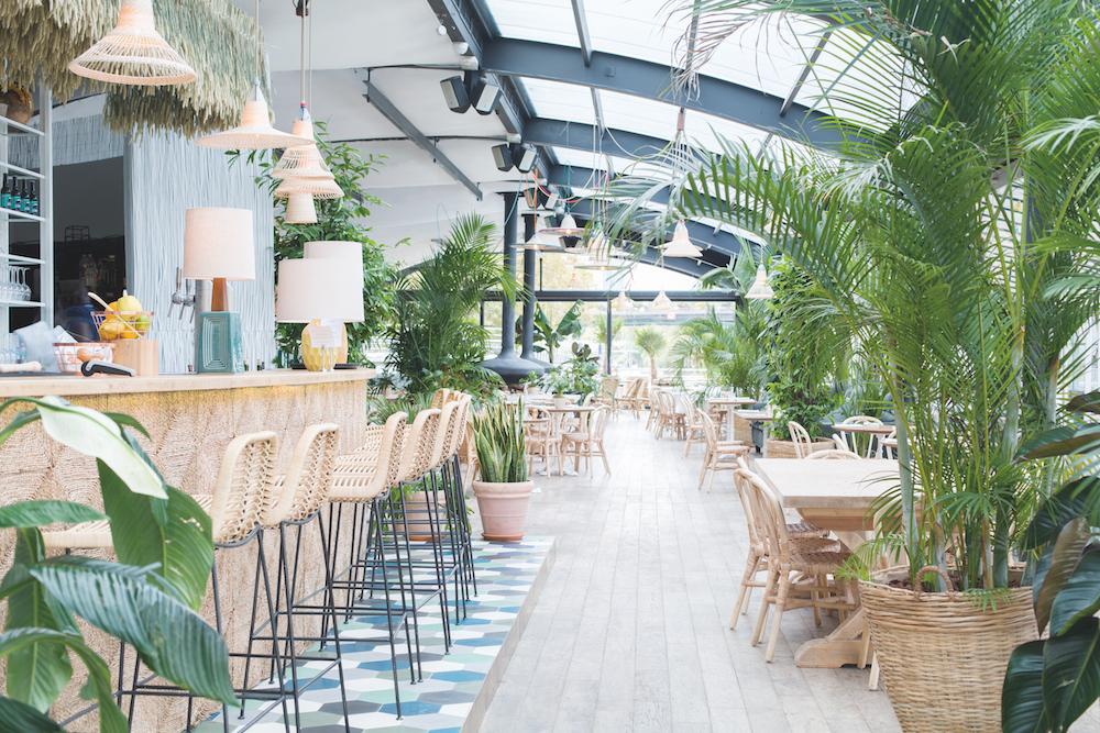 Restaurant Polpo quai de seine