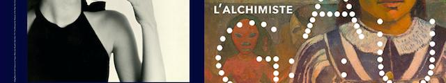 affiches Irving Penn et Gauguin