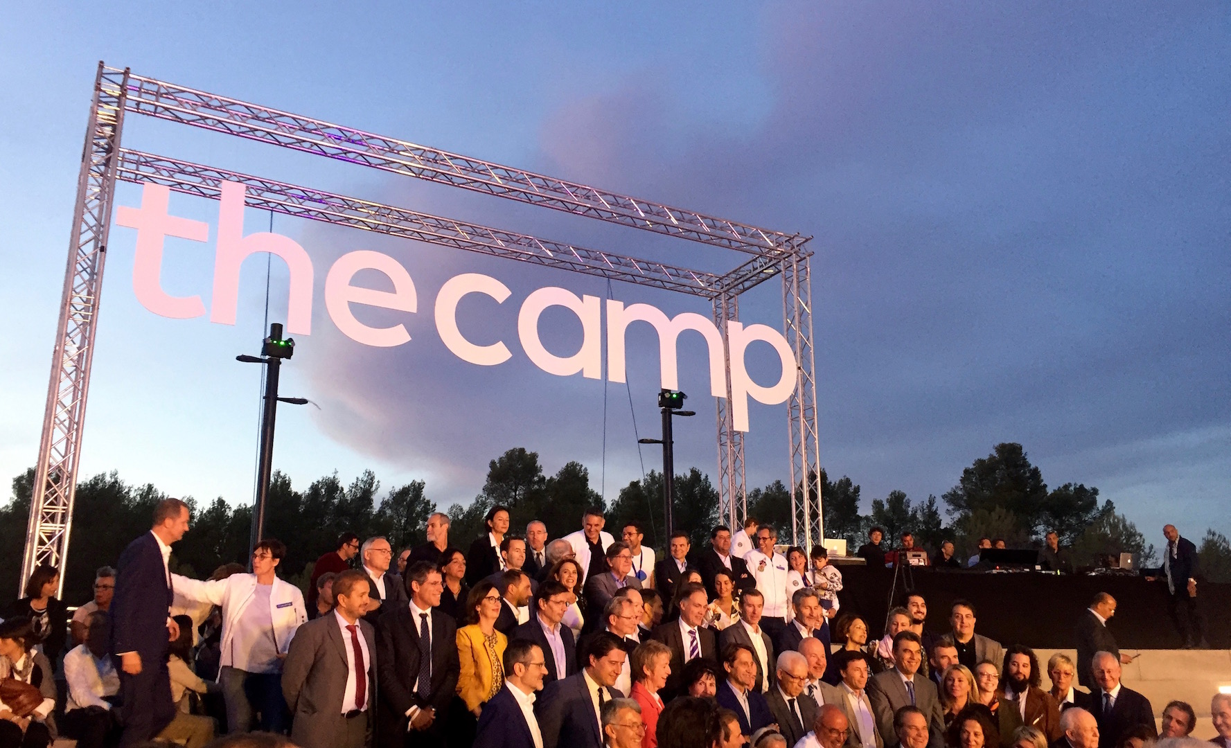 thecamp inauguration