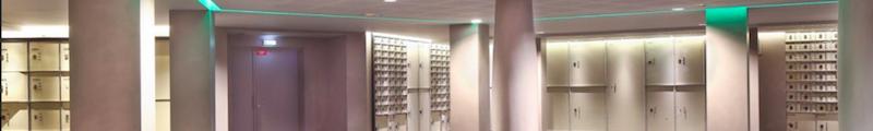 salle des coffres