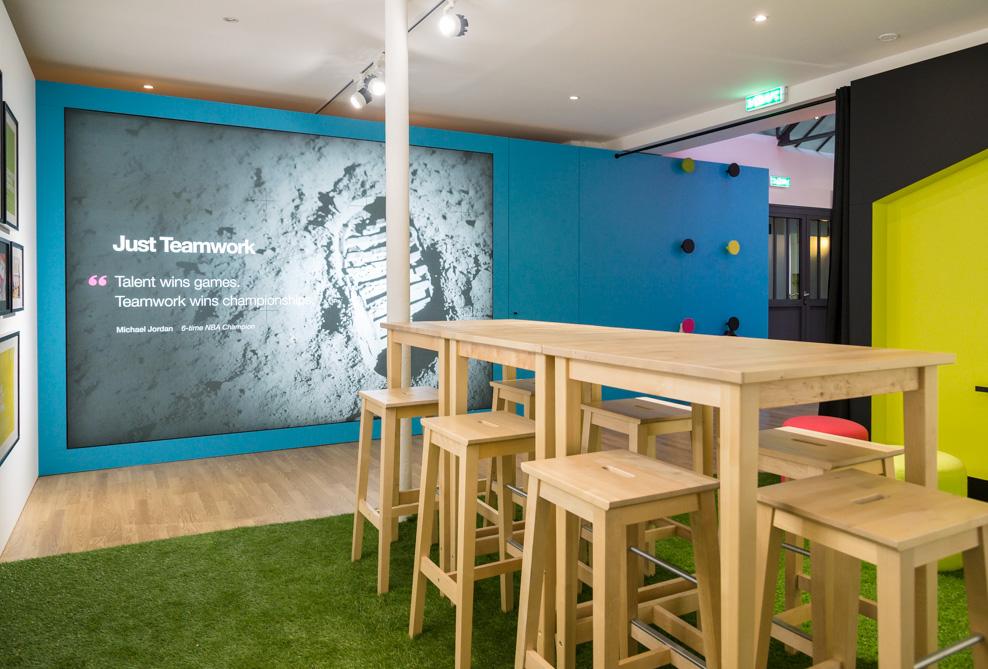 Klaxoon Store atelier entreprise réunions Paris