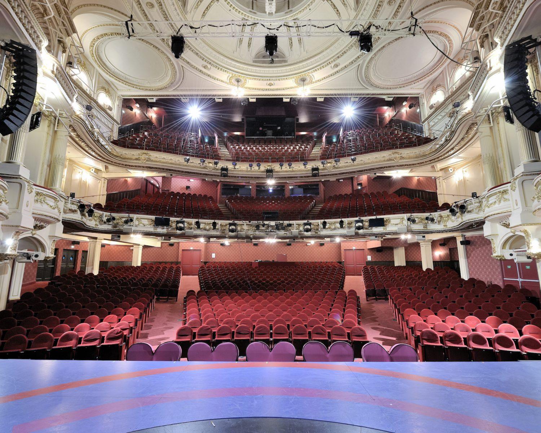 Salle Théâtre Mogador