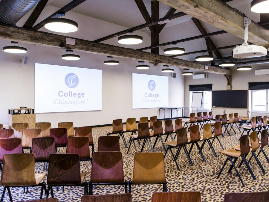 Salle de réunion formation Chateauform