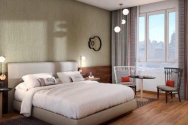 Chambre hôtel Madrid