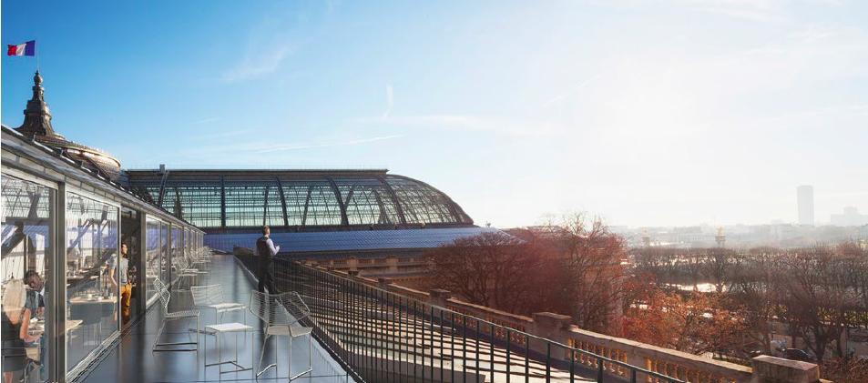 Terrasse Grand Palais
