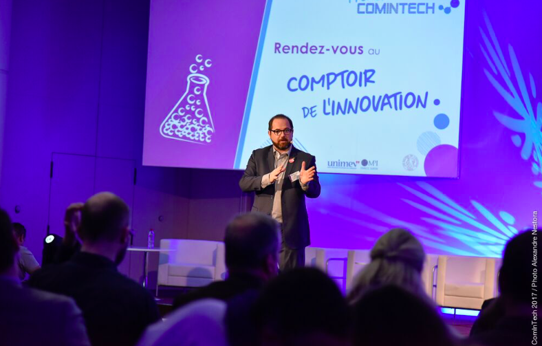 Julien Carlier ComInTech 2017