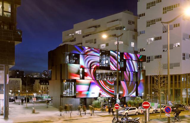 EP7 façade