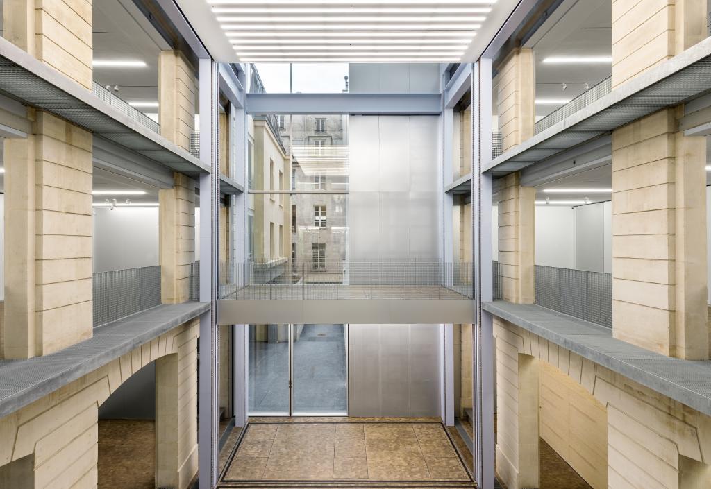architecture fondation lafayette anticipations
