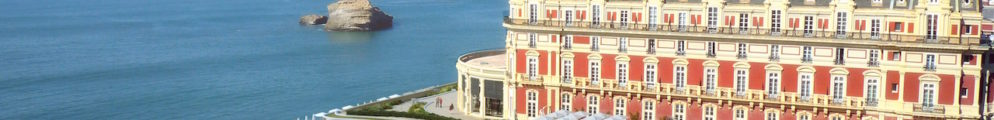 Hôtel du Palais vue extérieure