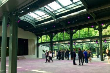 pavillon Gabriel intérieur