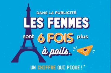 Affiche Paris contre le sexisme