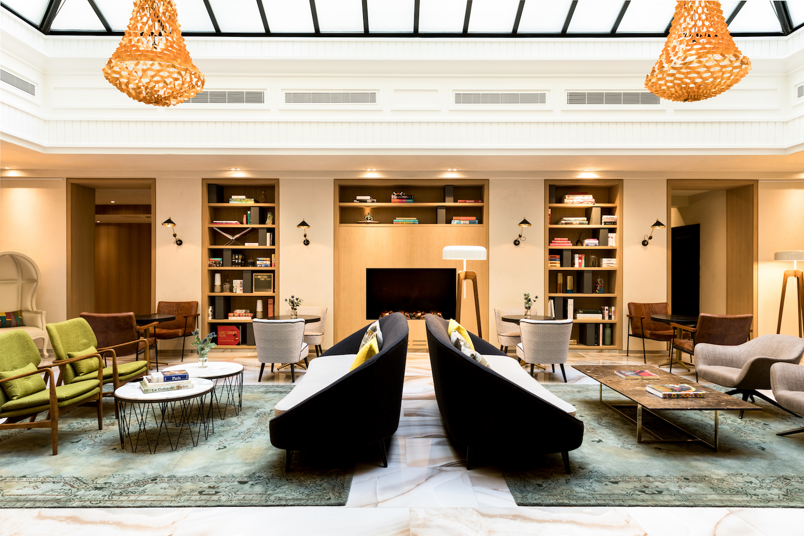 L 39 h tel renaissance paris vend me prend un tournant design for Design hotel paris 11