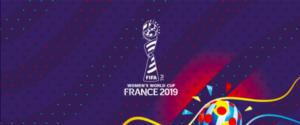 Affiche coupe du monde foot féminin