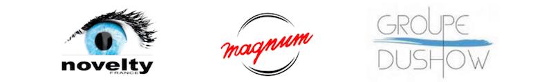 Logos Novelty Magnum Dushow