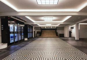 Hall Issy-les-Moulineaux
